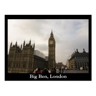 Big Ben, London Postcard
