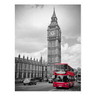 Big Ben London Postcard