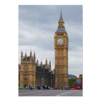 Big Ben, London Posters