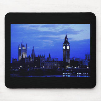 Big Ben London Skyline Mouse Pads