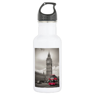 Big Ben London Stainless Steel Water Bottle