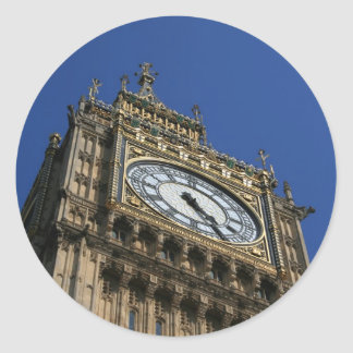 Big Ben - London Stickers