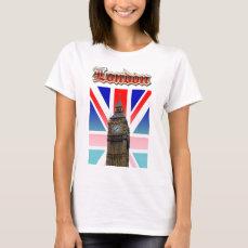 Big Ben - London, U.K. T-Shirt
