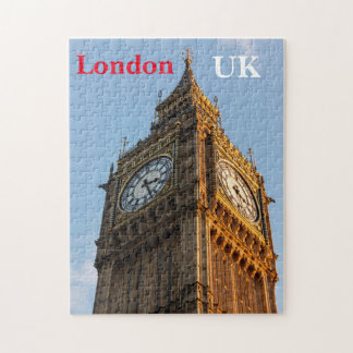 Big Ben London UK Jigsaw Puzzle