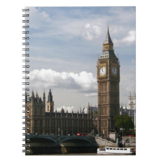 Big Ben, London, UK Notebook