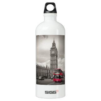 Big Ben London Water Bottle