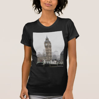 Big Ben London (Watercolour) T-Shirt