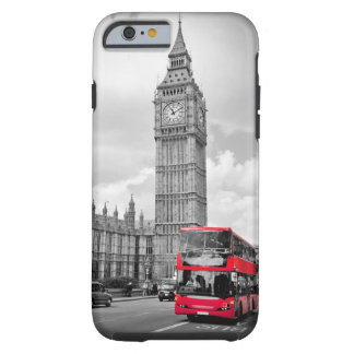 Big Ben Londres Funda De iPhone 6 Tough
