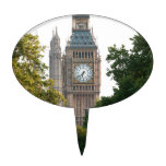 Big Ben Londres Inglaterra Decoración De Tarta