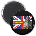 Big Ben - Londres - Inglaterra Imán