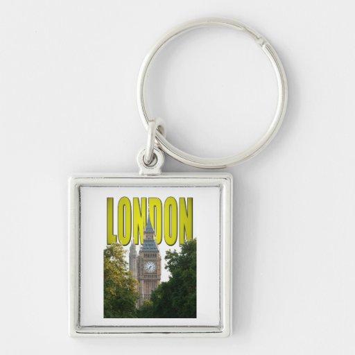 Big Ben Londres Inglaterra Llavero