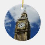 Big Ben, Londres, Inglaterra Ornamentos De Navidad