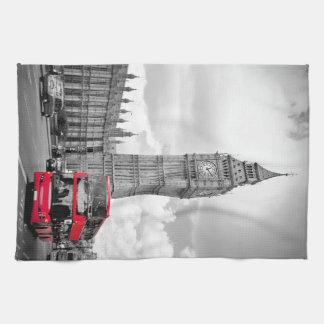 Big Ben Londres Toalla De Mano