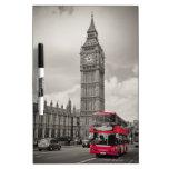 Big Ben Londres Pizarra