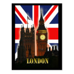 Big Ben Londres Postales