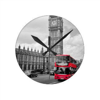 Big Ben Londres Relojes De Pared