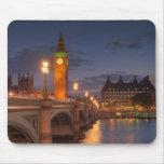 Big Ben (Londres) Tapete De Ratones