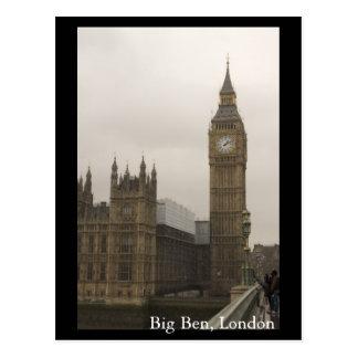 Big Ben, Londres Tarjetas Postales