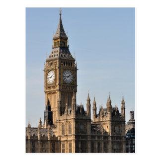 Big Ben Londres Tarjetas Postales