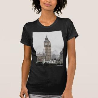 Big Ben Londres (Watercolour) Remera
