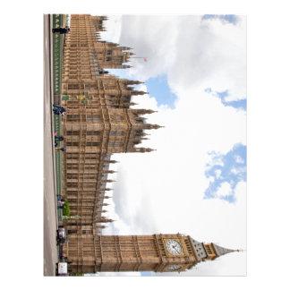 Big Ben Plantillas De Membrete