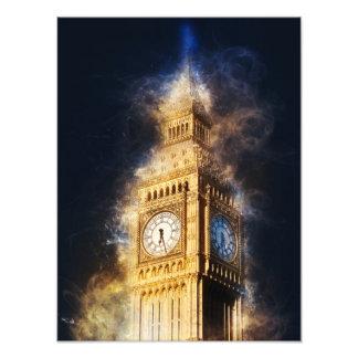 Big Ben, palacio de Westminster, Londres Fotografías