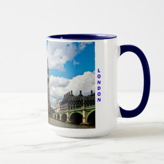 Big Ben Parliament* Coffee Mug