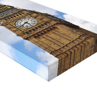 Big Ben Photograph Gallery Wrap Canvas