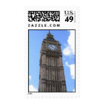 Big Ben Postage Stamp