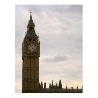 Big Ben Postcard