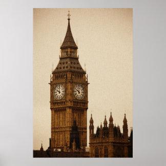 Big Ben Posters