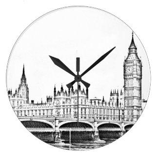 Big Ben Relojes De Pared