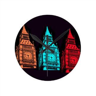 Big Ben Round Clocks