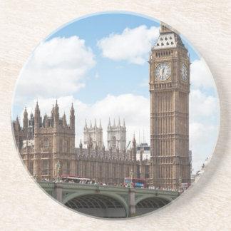 Big Ben Sandstone Coaster