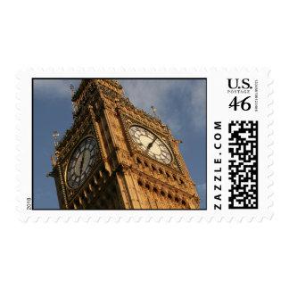 Big Ben sello de Londres