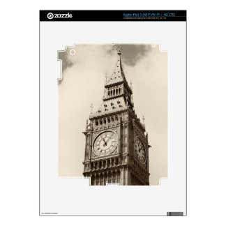 Big Ben Skin For iPad 3
