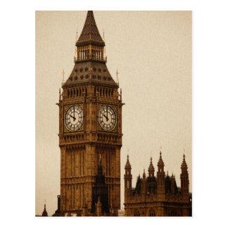 Big Ben Tarjetas Postales