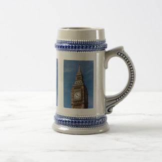 Big Ben Tazas De Café