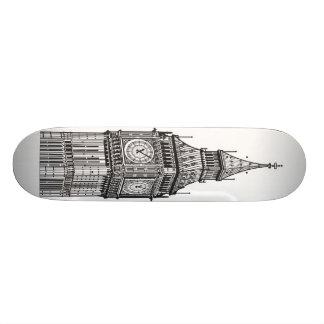 Big Ben Thrasher Skateboard Deck