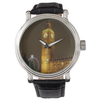 Big Ben tick Goodnight Wrist Watches