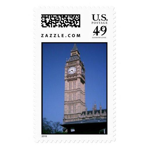 Big Ben Timbre Postal