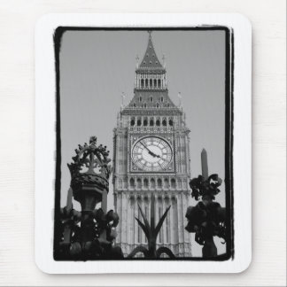 Big Ben Tower Mouse Pad