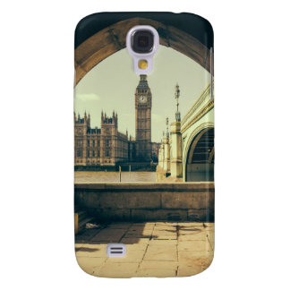Big Ben Under The Arch, London UK. Samsung Galaxy S4 Case