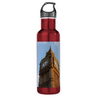 Big Ben Up Close Water Bottle