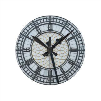 Big Ben useless clock