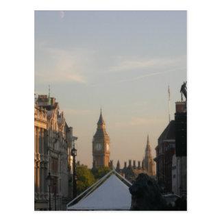 Big Ben - Westminister Postales