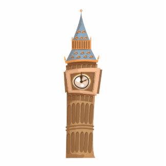 Big Ben Westminster Clock Tower Cutout