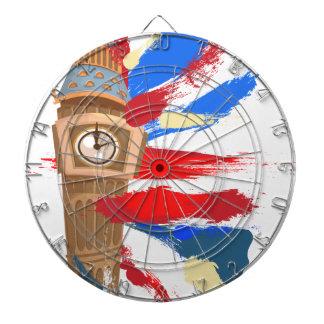 Big Ben Westminster Clock Tower Dartboards