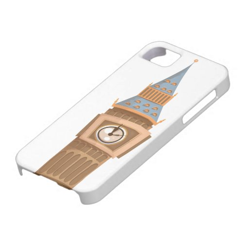 Big Ben Westminster Clock Tower iPhone 5 Covers