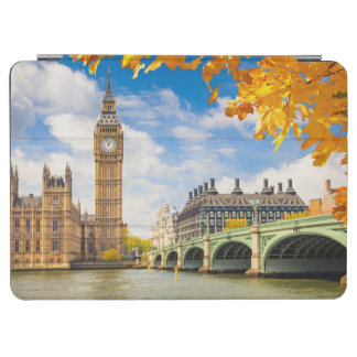 Big Ben With Autumn Leaves, London iPad Air Cover